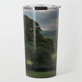 chrome hill sunrise Travel Mug