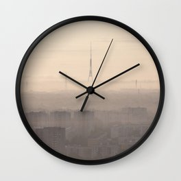 Dawning Utopia Wall Clock