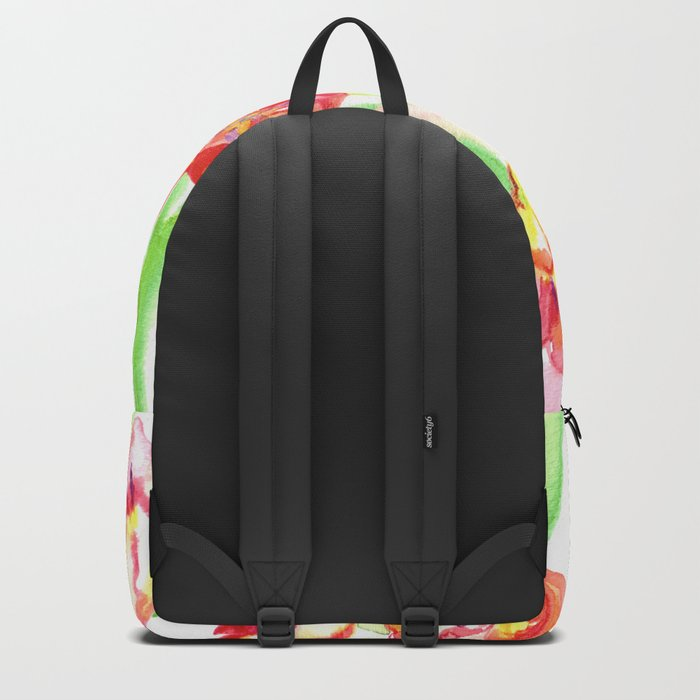 Mothers Day Tulips Backpack