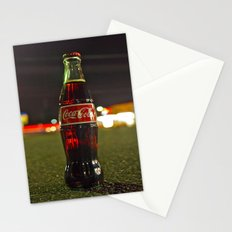 Night cola Stationery Cards
