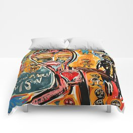 Be a good man my son Comforters
