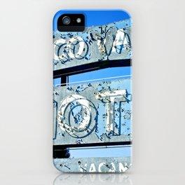 Soco Valley iPhone Case