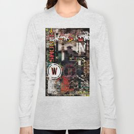 War should live in museums. Long Sleeve T-shirt
