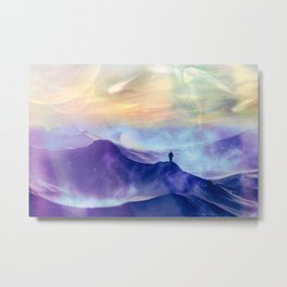 The Only Witness Metal Print
