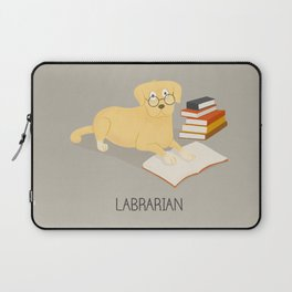 The Labrarian Laptop Sleeve