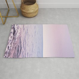 Blissful Ocean Dream #2 #pastel #wall #decor #art #society6 Rug