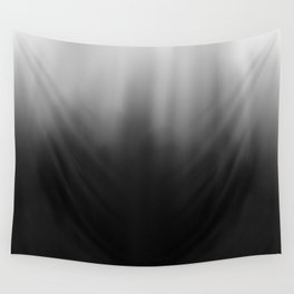 charcoal ombre Wall Tapestry