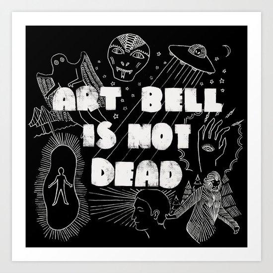 Art Bell Is Not Dead by sarashaffer