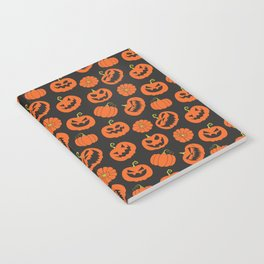 Jack O Lanterns // Halloween Collection Notebook
