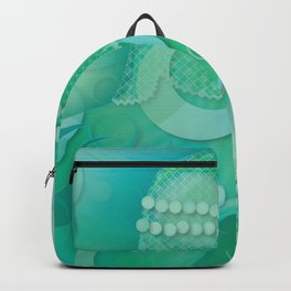 Mermaid III - Ice Queen Backpack