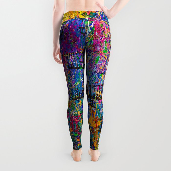 LIVE FULLY! Leggings