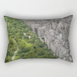 Man vs. Wild Rectangular Pillow