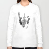 true detective Long Sleeve T-shirts featuring True Detective USA by Roadtrippers