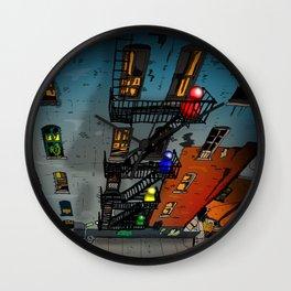 Ludo ludo ludo ludo Wall Clock