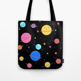 Hula Universe Tote Bag