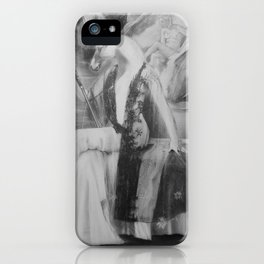 Hold up your truth and see iPhone Case