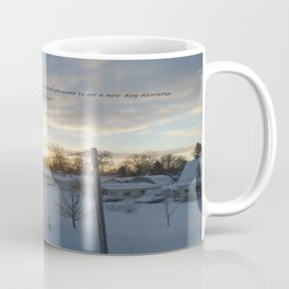 Light is Good (unedited) Coffee Mug