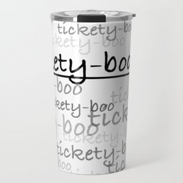 Call the Midwife - Tickety-boo Travel Mug