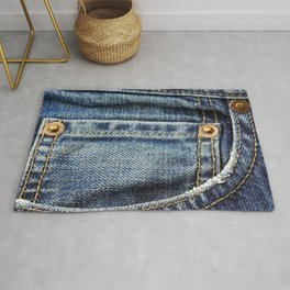 Texture #17 Jeans Rug