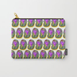 Tut $WA6 pattern Carry-All Pouch