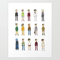 Ferrells Art Print
