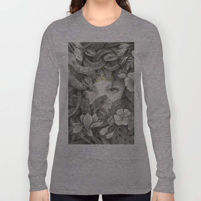 Fear of Snake Long Sleeve T-shirt