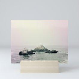 Beach Print, Beach Decor, Ocean Print, Ocean Waves, Sea Photo, Beach Art Print, Beach Art, Beach Poster, Waves, Coastal Print, Coastal Decor Mini Art Print