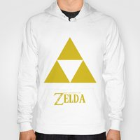 triforce Hoodies featuring Triforce by Jynxit