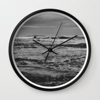 infinite Wall Clocks featuring infinite by Maria
