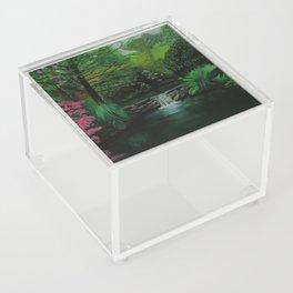 Waterfall Acrylic Box