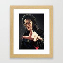 Bubba Ho-Tep Framed Art Print