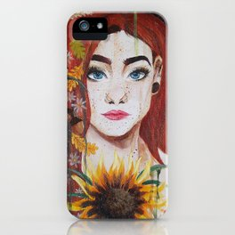 Autumn Equinox iPhone Case