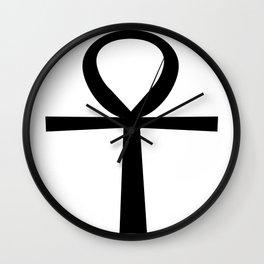 Ankh (Life) Wall Clock