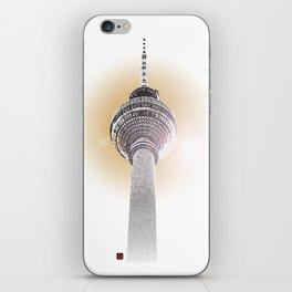 Berlin Love iPhone Skin