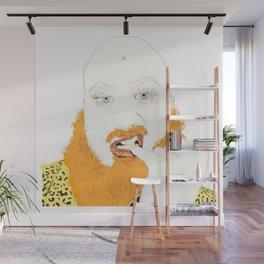 Drag Wall Mural