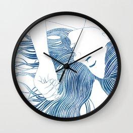 Glauce Wall Clock