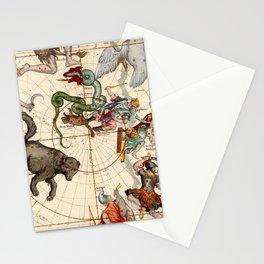 Globi Coelestis Plate 1 Stationery Cards