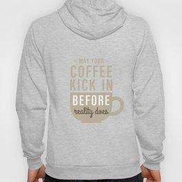Coffee Reality Hoody