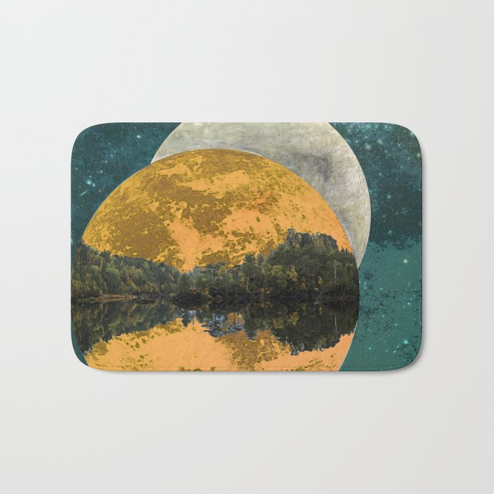 Because of parallel possibilities Bath Mat