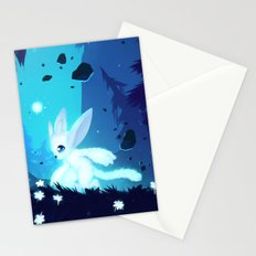 Ori - Lost without Light Stationery Cards