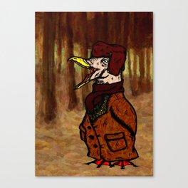 A seagull Canvas Print