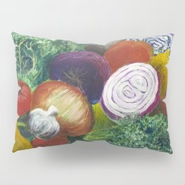 Garden Bounty Pillow Sham