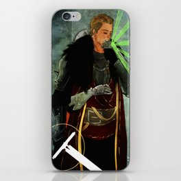 Cullen Romance Tarot Card iPhone Skin
