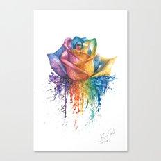 Fragile Beauty Canvas Print