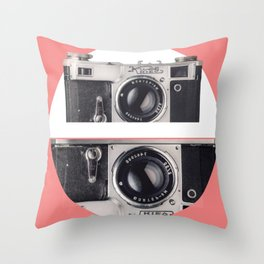 THE PERSPECTIVE Throw Pillow