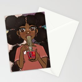 Ramen Love Stationery Cards