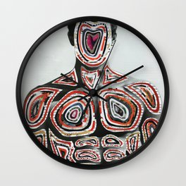 Space Suit Wall Clock