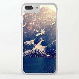 Fairytale - Morskie Oko Clear iPhone Case