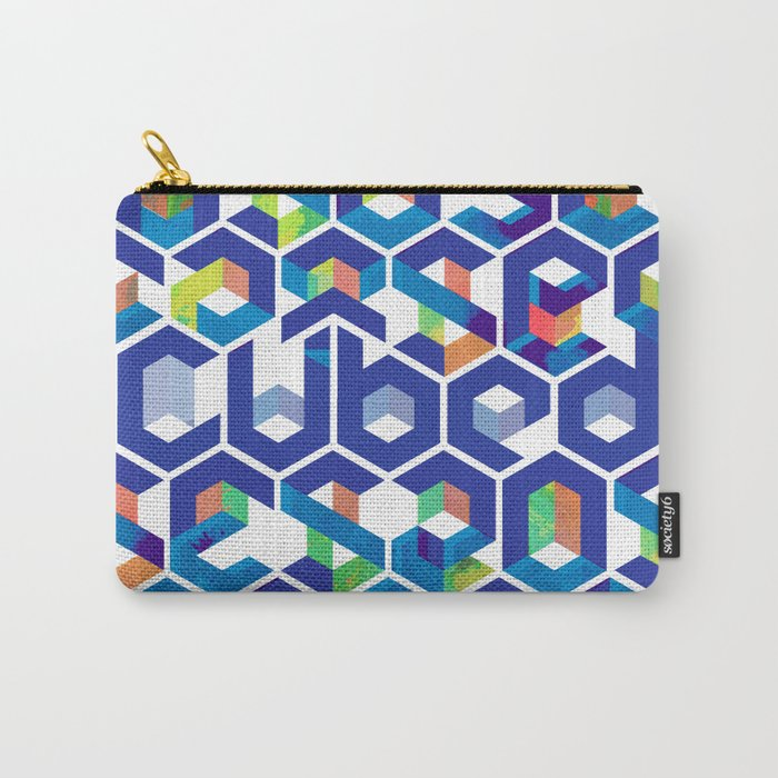 Cubed Balance Carry-All Pouch