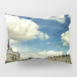 From the river Seine Pillow Sham